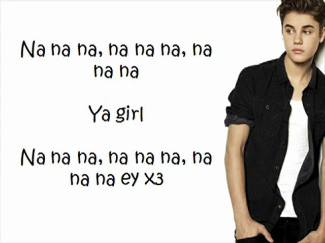Justin Bieber Song Lyric Quotes: JUSTIN BIEBER BOYFRIEND LYRICS QUOTES