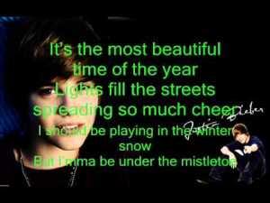 justin bieber lyrics quotes mistletoe (9)