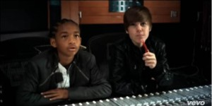 Justin Bieber - Never Say Never ft. Jaden Smith (1)
