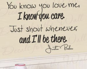justin bieber one time lyrics quotes (8)