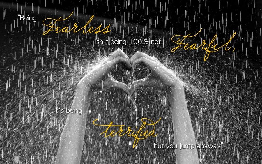 Taylor swift fearless quote tumblr