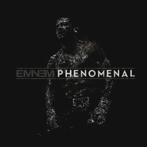 eminem phenomenal lyrics album cover (1)