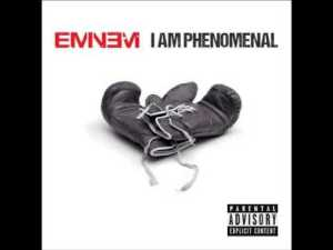 eminem phenomenal lyrics album cover (6)