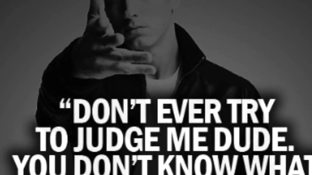 Eminem Song Lyrics Quotes