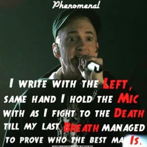 phenomenal eminem quotes lyrics (9)