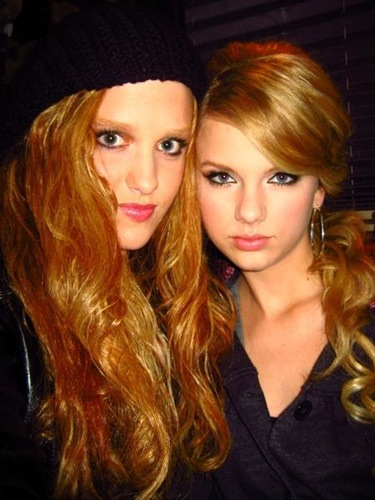 taylor swift abigail anderson bff photo collection
