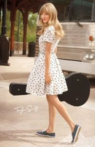taylor swift cute outfits dress (1)