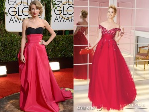 taylor swift inspired prom dress (2)