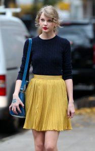 taylor swift cute dress style (4)