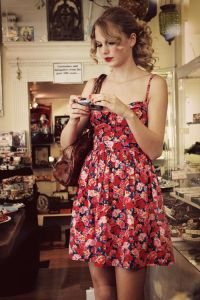 taylor swift cute dress style (7)