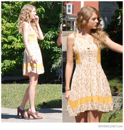 taylor swift cute dress style (9)
